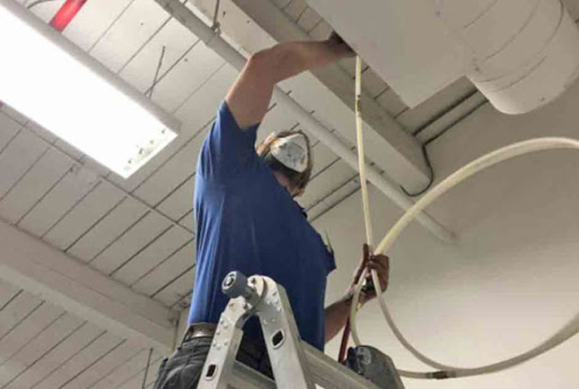 Commercial & Residential Air Duct Cleaning