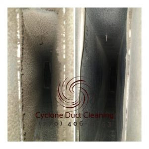 Commercial Air Duct Cleaning Service